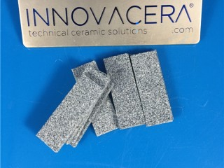 Porous Ceramic Plates As Suction Pick Arm For Thin Film