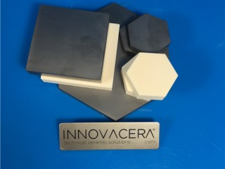 Silicon Carbide And 99 Alumina Ceramic Armor Plates