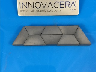 Silicon Carbide Ceramic Armor Tiles Plates