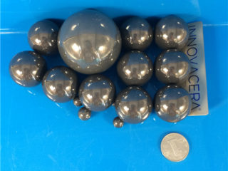 Silicon Nitride Ceramic Balls For Oil Industry