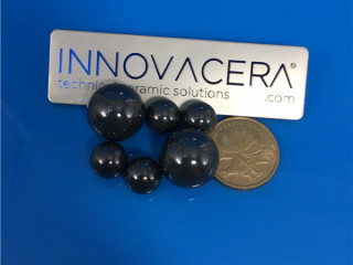 Silicon Nitride Ceramic Bearing Balls With Polishing