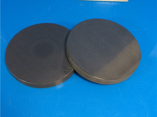 Silicon Nitride Ceramic Disc With Screws