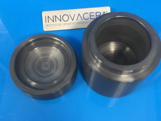 Silicon Nitride Ceramic Jar Cup