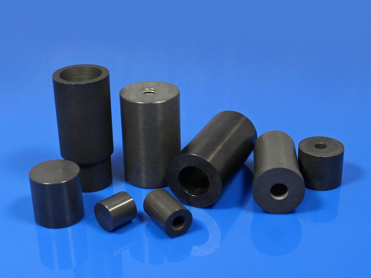Silicon Nitride Ceramic Roller Tubes