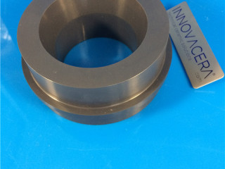 Silicon Nitride Ceramic Seat Ring For Control Crude Oil With Sand