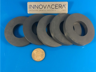 Silicon Nitride Ceramic Washer Spacer