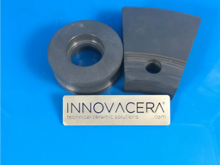 Wear Resistance Silicon Nitride Ceramic Roller