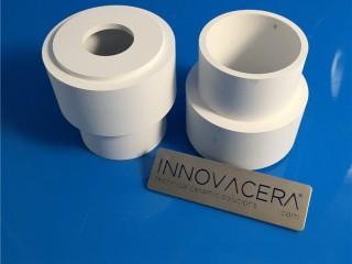 Zirconia Boron Nitride ZSBN Ceramic Tubes