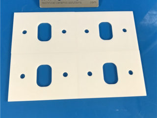 Zirconia Ceramic Blocks With Holes