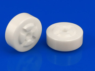 Zirconia Ceramic Components For Tobacco