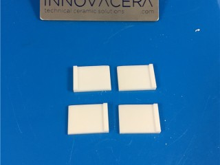 Zirconia Ceramic Plates For Electrical Device