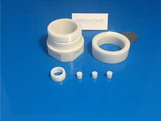 Zirconia Ceramic Ring Bushing For Ink Cup