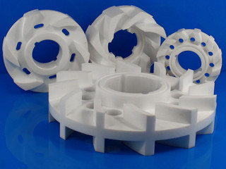 Zirconia Ceramic Sand Mill Part