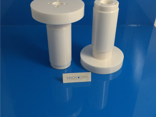 Zirconia Ceramic Sleeves Bushing For Mechanical Engineers