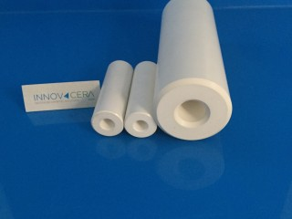 Zirconia Toughed Alumina Ceramic Bushing Tubes Sleeve
