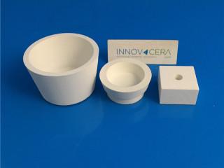 Boron Nitride Ceramic Crucibles