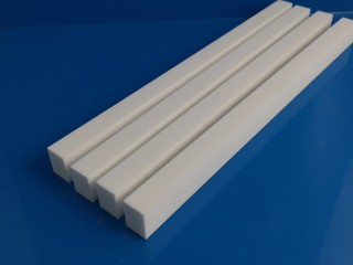 Machinable Glass Ceramic Insulating Bar For Medical Application