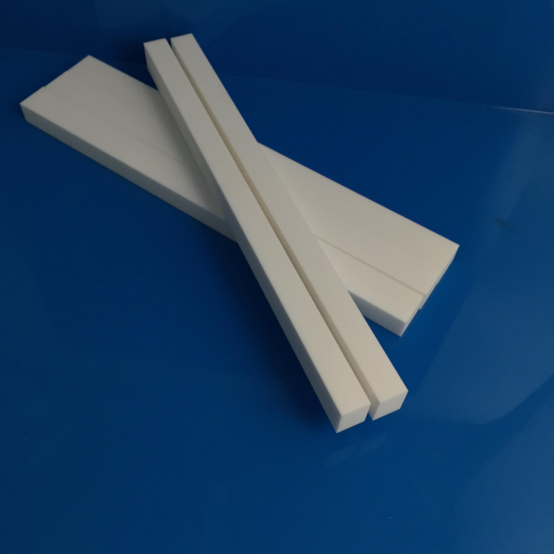 machinable glass ceramic insulating bar