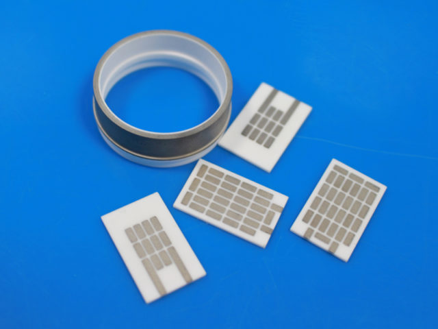 Beryllium Oxide Metallization Ceramic Components for Thermal Management Solutions