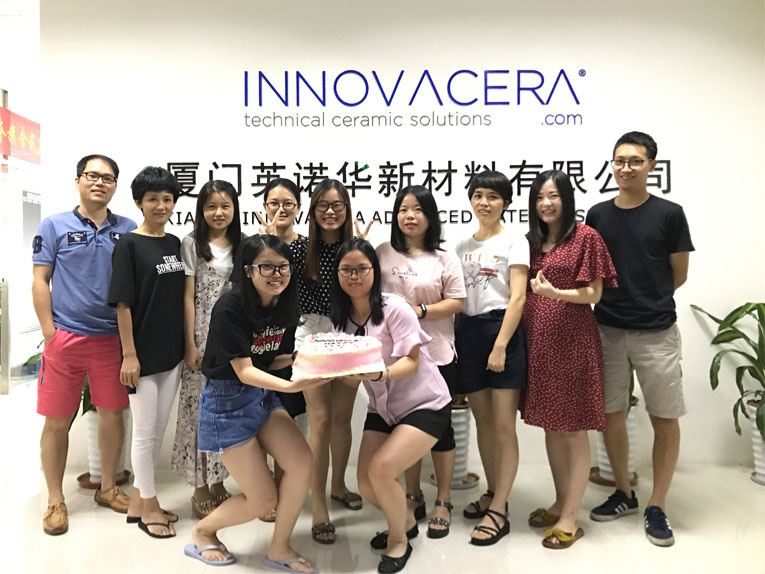 INNOVACERA Celerated It's Anniversary of Six Birthday Yesterday