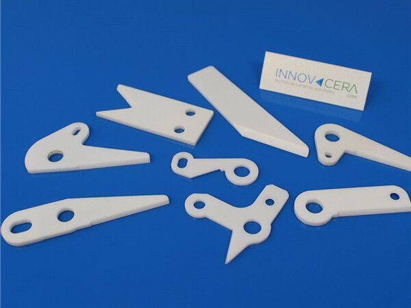 ceramic textile blades