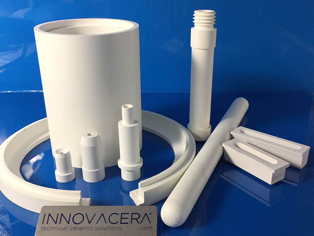 Boron Nitride Solid Parts
