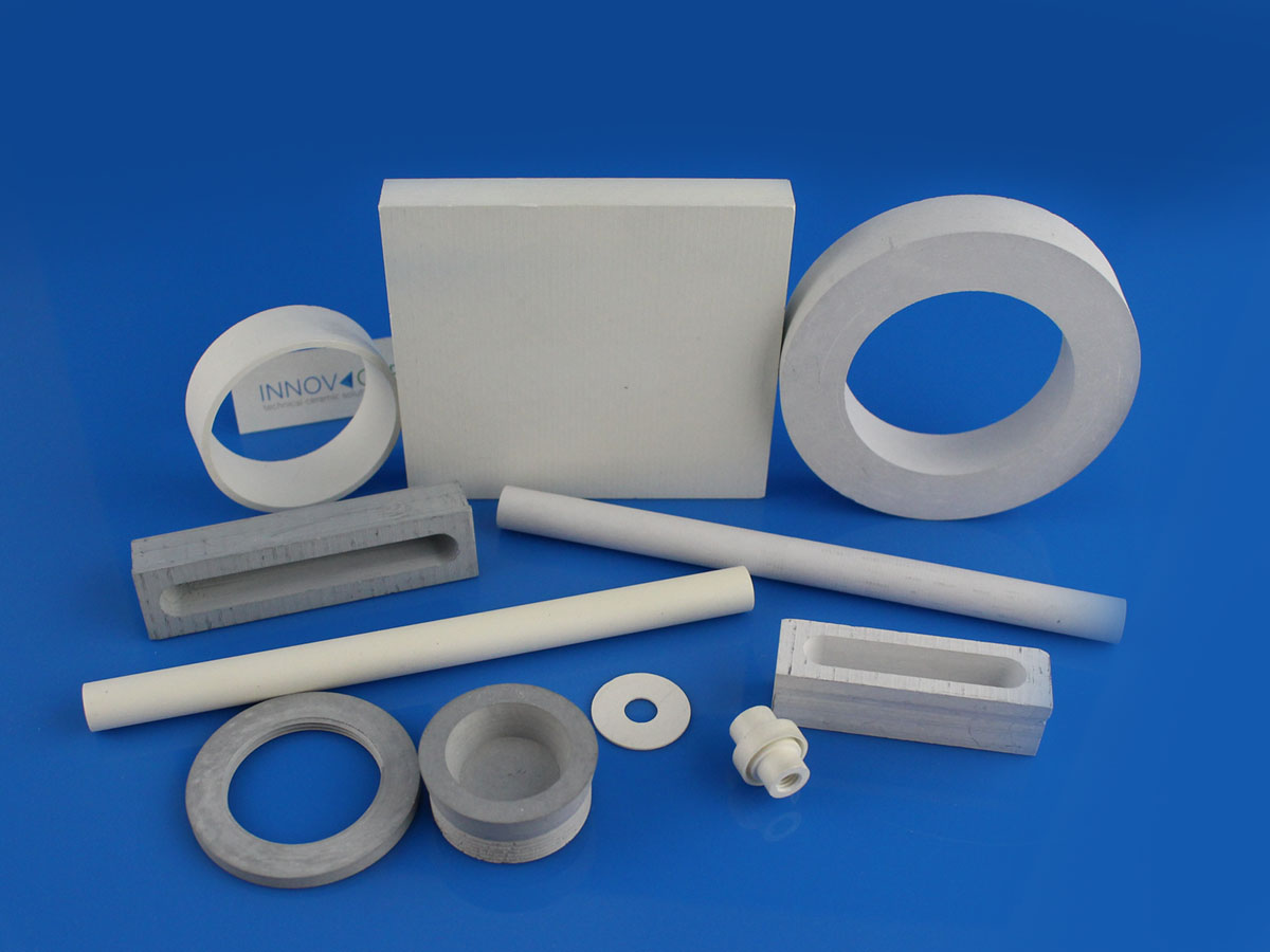 Boron Nitride Isolation Components For PVD CVD Magnetron Sputtering Systems