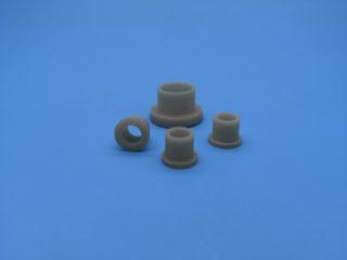 Aluminum-Nitride-Ceramic-Insulator-Tube