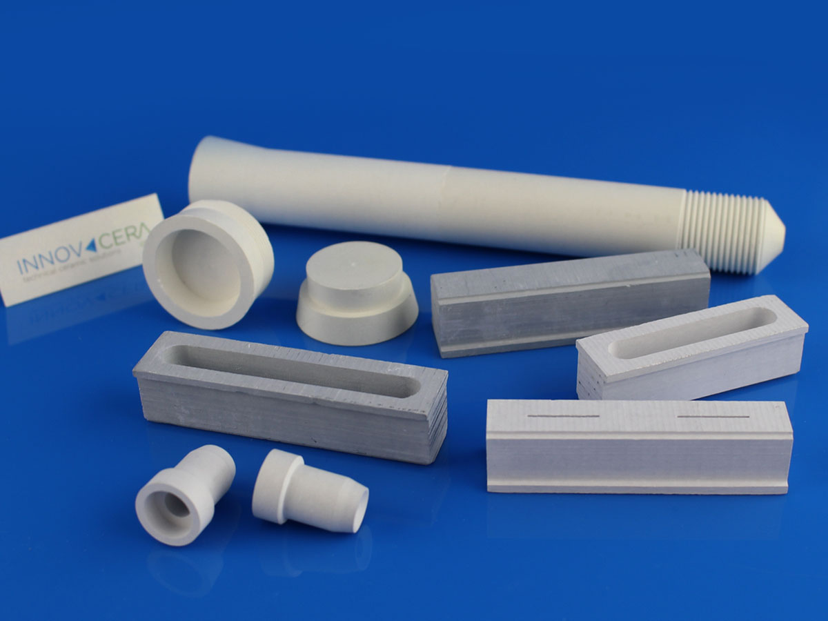 hot pressing machinable boron nitride ceramics