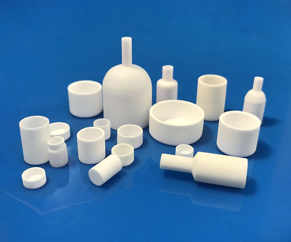 Ceramic Crucibles