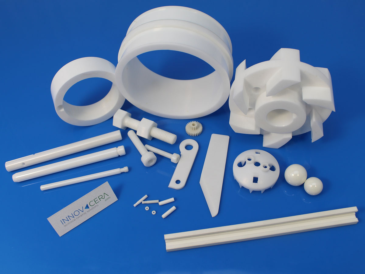 zirconia ceramic applications