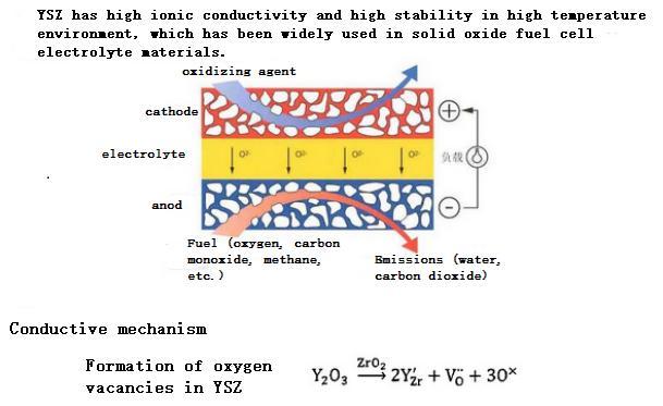 oxygen sensor conductive mechanism