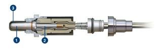 thimble oxygen sensor